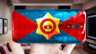 САМЫЙ МОЩНЫЙ В МИРЕ ТЕЛЕФОН ДЛЯ ИГРЫ В BRAWL STARS - RED MAGIC 5G!
