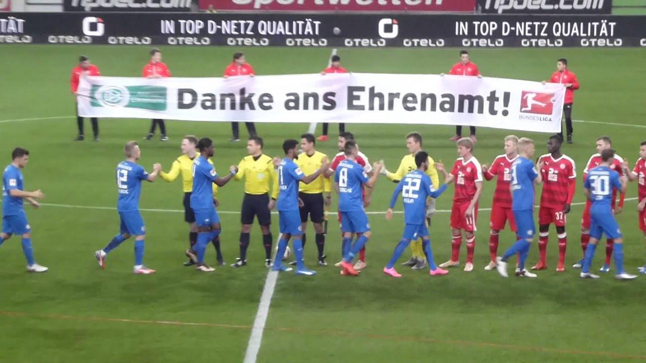 Eintracht Braunschweig Spiel