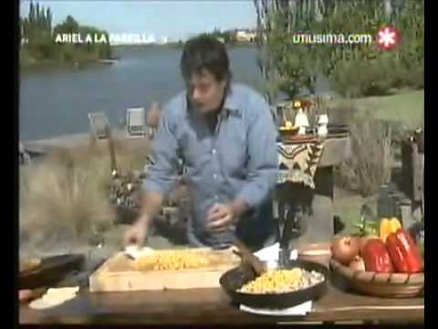 Ariel a la parrilla pollo relleno pollo marinado a doovi for Cocina 9 ariel rodriguez palacios pollo relleno