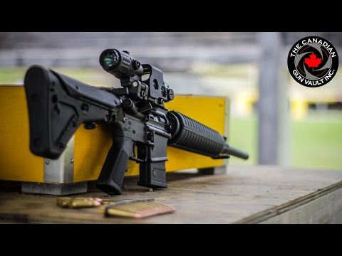 Alexander Arms .50 Beowulf AR-15 - Officially First In Canada