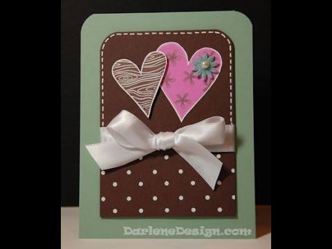 friendship hearts card youtube
