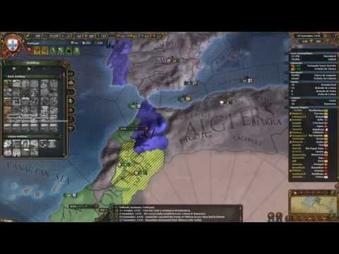 Serbia Strong? [6] Portugal EU4 Multiplayer w/Fans
