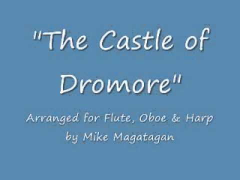 """The Castle of Dromore"" for Flute, Oboe & Harp"