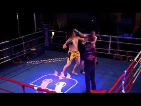 2016-04-30 Prime Fight Gala Kampf 2 Mirko Scheffler - Edward Obert - Sugambrer Fightclub