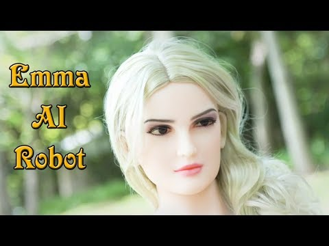 Meet Emma – World First Talking Artificial Intelligent Humanoid Female Robot By Bride Robot Tech.❤❤