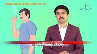smoking and COVID-19 ( Coronavirus disease )