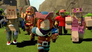 ROBLOX GAMEPLAY On ASUS Zenfone 3 Max (Sword, Pig, Cow)