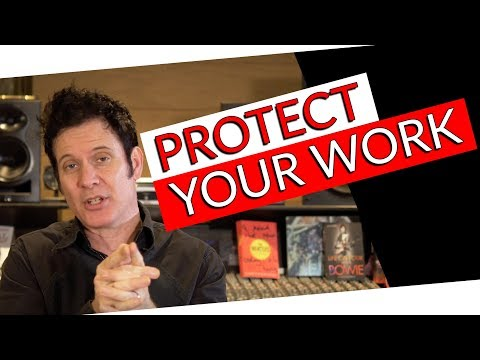 Protecting your work until you get paid | FAQ Friday - Warren Huart: Produce Like A Pro
