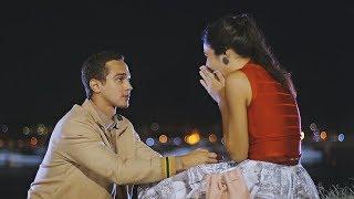 Márcio se declara e pede Pérola em namoro!