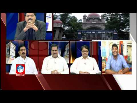 Debate on NTR's name for RGIA Domestic Terminal - HMTV News Analysis with VK