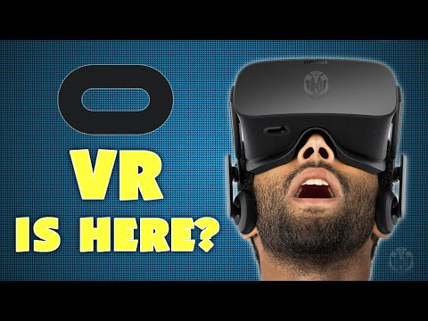 Oculus Rift Review and Games