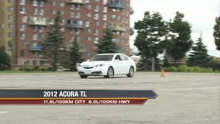 2012 Acura TL Review 720p