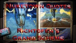 Nuketown Quotes - Richtofen's Grand Scheme