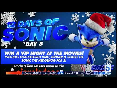 Sonic Christmas Hours 2020 Thanks To Our Friends At Paramount For The Delicious Sonic Coins