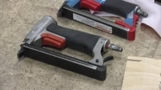 upholstery stapler. Мебельный степлер обзор