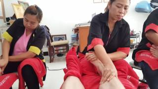 видео Тайский массаж youtube
