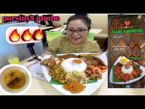 nasi-ambeng-super-jumbo-||kuliner-vlog-singapore-🔥