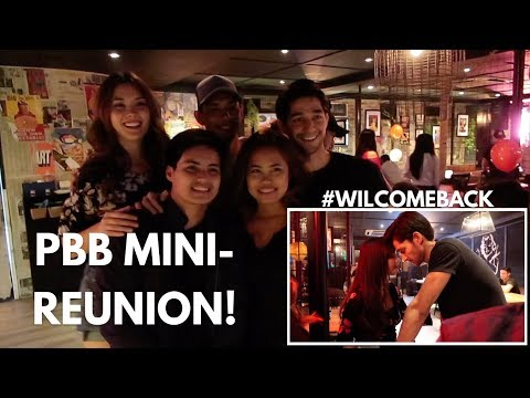 TSONGGO IS BACK! SUPER SAYA! (Wil Dasovich Surprise Party)
