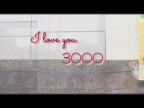 VLOG I Love You 3000 - Stephanie Poetry
