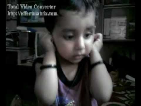 Funny Harshita baby Video present by borsebharat58@yahoo.in