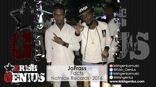 JaFrass - Facts (Alkaline & Gully Side Diss) September 2016