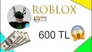 🔊Roblox $600 Account Lottery 😱