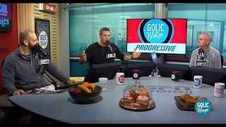 Golic & Wingo on Chicago Bears balance and Saints DESTROYS Eagles