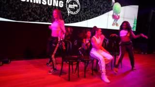 Tinashe Live From Samsung 837 New York City Company HD