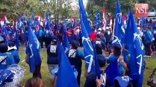 Sarawak Polls: Nomination Day