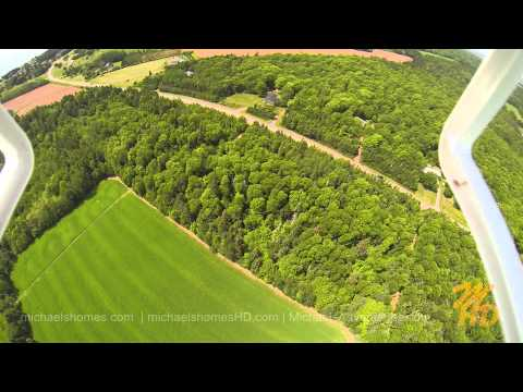 CBC Radio Morning News Remote Controlled Aerial Quadcopter Drone Video Camera Real Estate PEI Canada