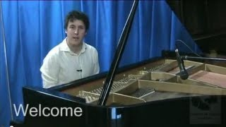 Free Piano Lesson - Improvisation & Soloing Ideas