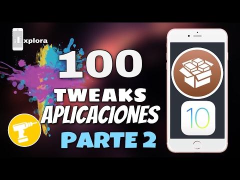 100 de los mejores tweaks de cydia,jailbreak iphone ios 10-10.2 [parte 2]
