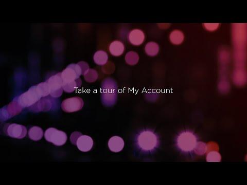 My Account Tour