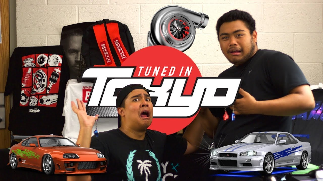 Tuned In Tokyo >> Tuned In Tokyo Unboxing 2 In 1 Back To School Mystery Pack V2 Youtube