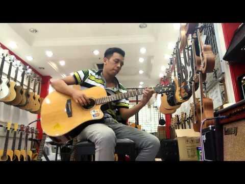 Acoustic Fingerstyle Cover - Bila Tiba (Ungu)