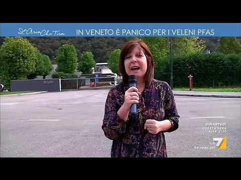 In Veneto è panico per i veleni PFAS