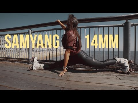 Samyang 14mm T3.1 (f/2.8) Cine Lens Test | Sony A7s | Zhiyun Crane