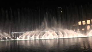 The Dubai Fountain- Jihad Akl - Mon Amour