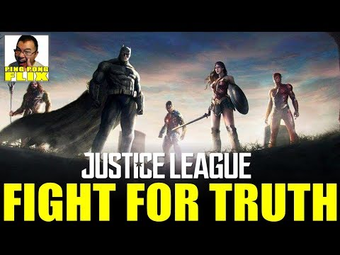 """FIGHT FOR TRUTH – Burying Unconfirmed Justice League Snyder Cut Scoop """"Facts"""""""