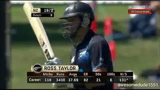 vuclip Ross Taylor 181 runs in 147 ball l eng Vs nz 4th odi