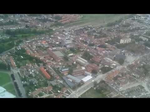 Atterrissage à Lille Lesquin