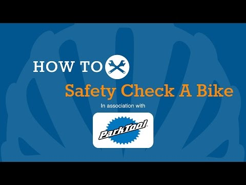 How To Safety Check A Bike
