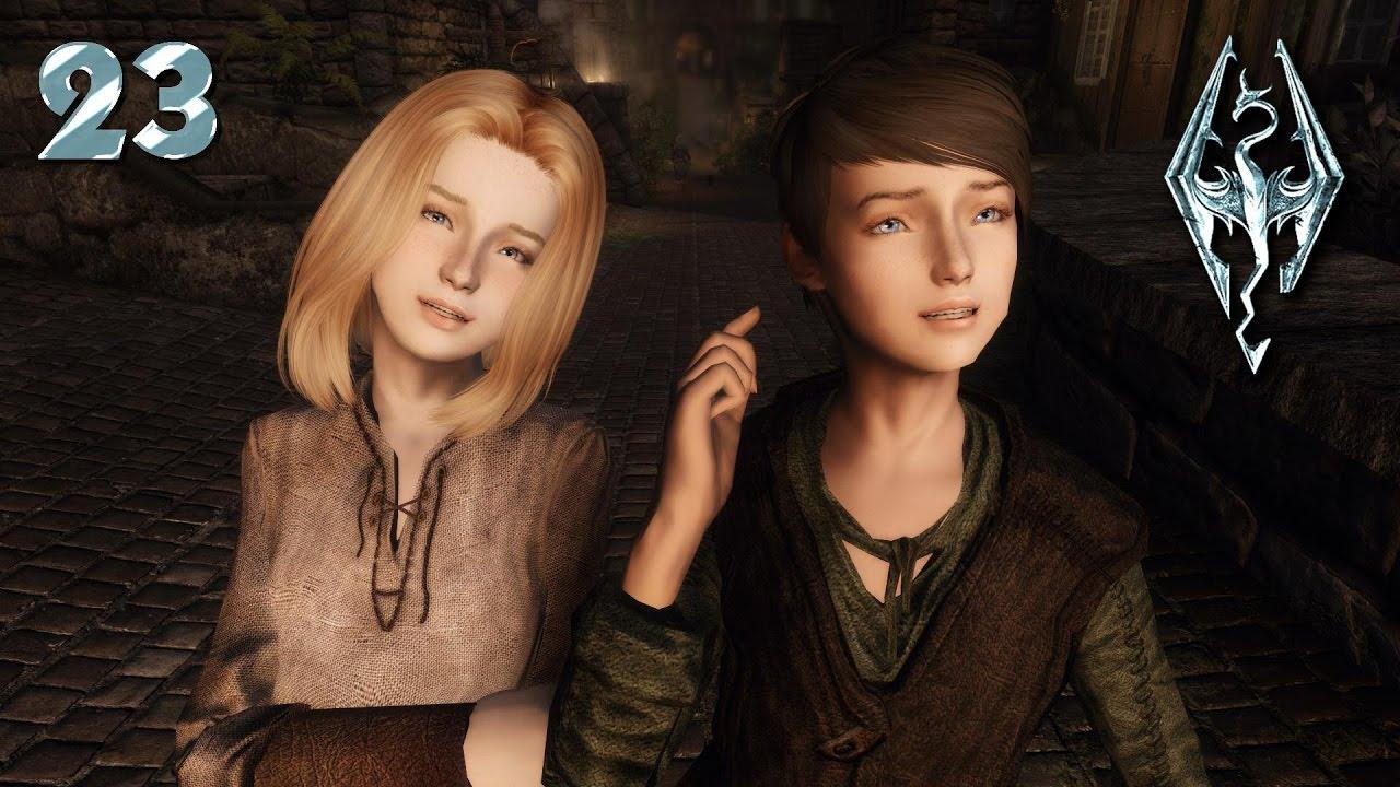 Embrace The Darkness - Skyrim SE Mods & More Episode 23