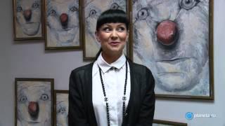 Нонна Гришаева о проекте Александра Демидова (Квартет И)