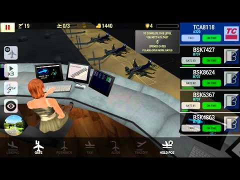 Awesome unmatched air traffic control live play level 4