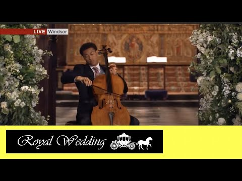 Royal Wedding Sheku Kanneh Mason Virtuoso Cello