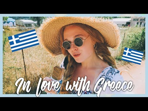 Come With Me To Greece - Lefkas | Vlog