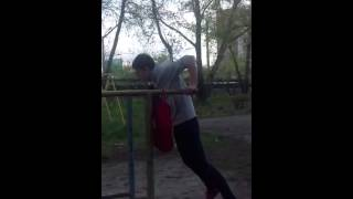 Видео урок от Журика:D брусья