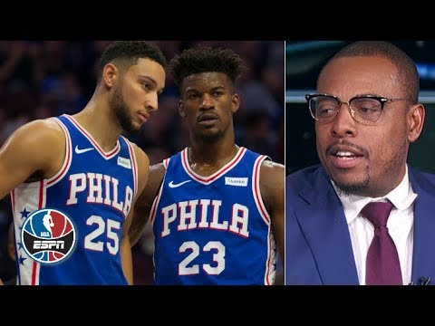 Ben Simmons is trying to wake up the 76ers with 'soft' comment – Paul Pierce | After the Buzzer