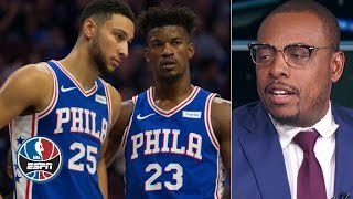 Ben Simmons is trying to wake up the 76ers with 'soft' comment - Paul Pierce | After the Buzzer